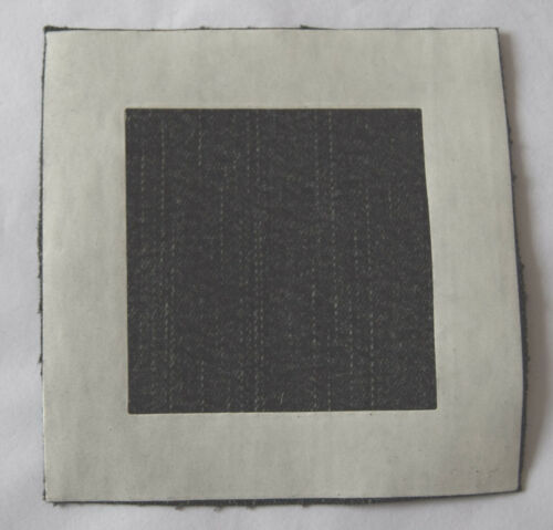 JEANS REPAIR Undercover Patches Black /& Grey Denim Square Choice of Sizes