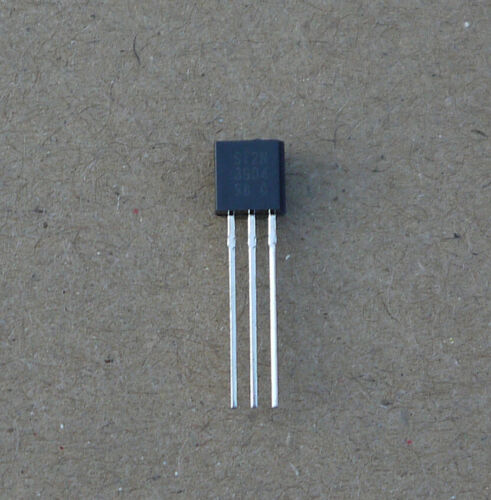 100 200 25 10 2N3904 40v 200mA NPN Transistor 1000pcs UK Seller 50