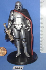 Disney-Star-Wars-2015-The-Force-Awakens-CAPTAIN-PHASMA-3-75-034-PVC-Statue-Figure