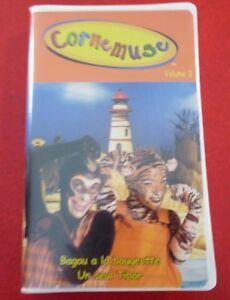 VHS-French-Movie-Cornemuse-Vol-3-The-Original-TV-Series