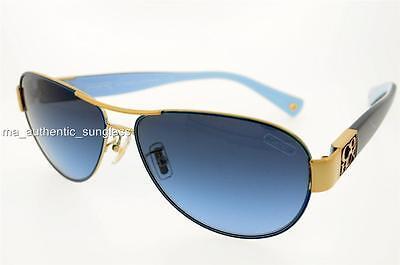 COACH SUNGLASSES HC 7009Q 905417 9054/17 L024 CHARITY BLUE GRAY GRADIENT NEW