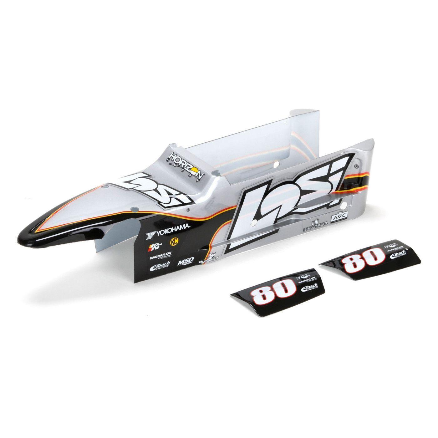 Losi Racing  LOS230002 corpo Set Losi Scheme Painted XXX-SCB  liquidazione fino al 70%
