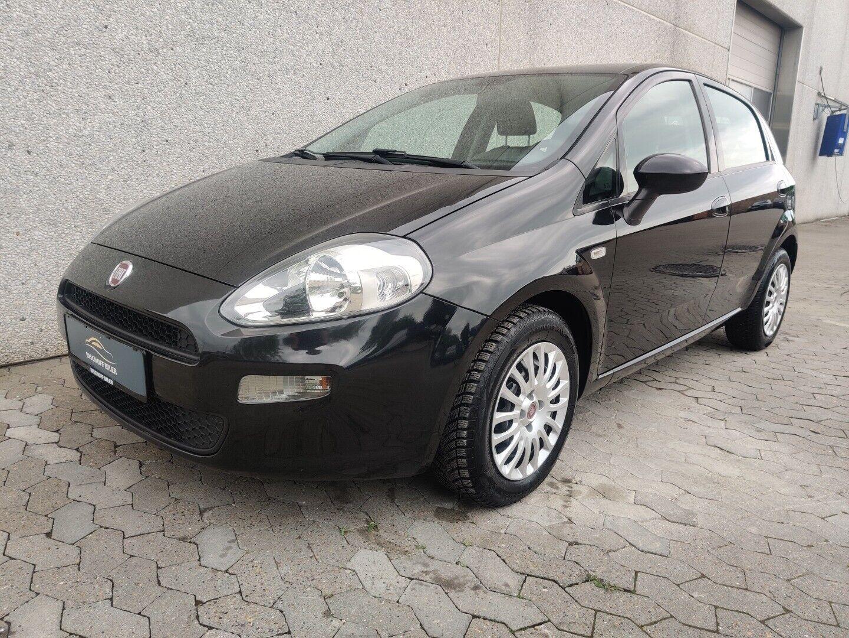 Fiat Punto 1,3 MJT 95 Popstar Edition 5d - 83.800 kr.