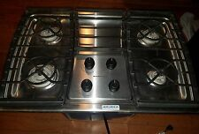 "KitchenAid KGCK306VSS01 30"" Stainless Steel Gas Cooktop"