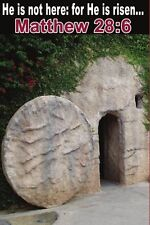 Resurrection Easter Christian Gospel Tracts At Cost! Free Shipping!