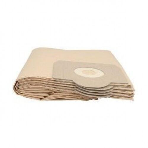 B/&Q Performance puissance 1300w PP20 20 litres humide et sec papier des sacs à poussière 5pk