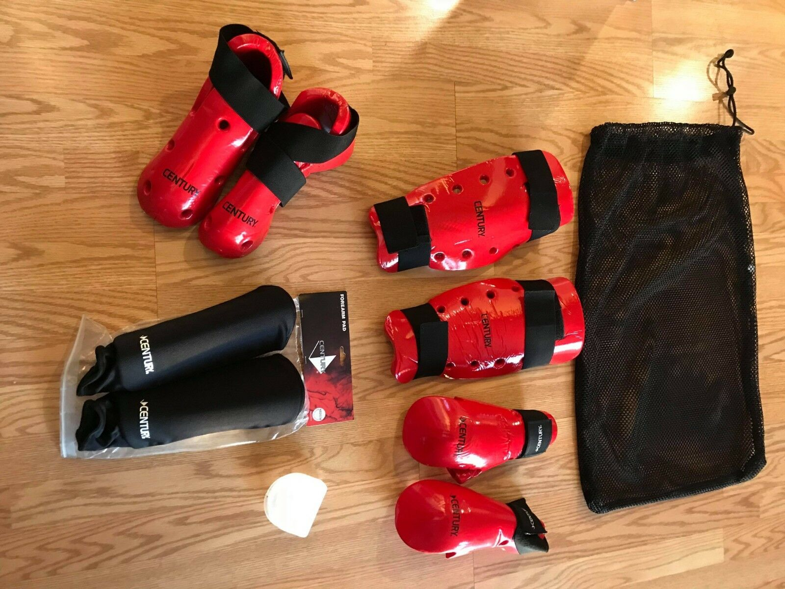 Century Martial Arts Equipment Set