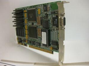 VINTAGE ATI 16-BIT ISA Video Graphics Card Mfr P/N 1090011550