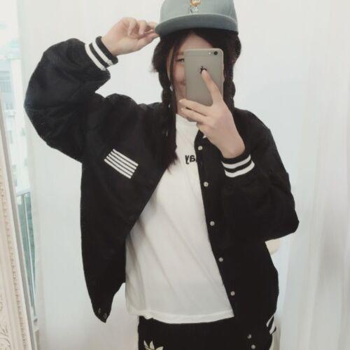 Kpop Bigbang Baseball Uniform G-Dragon GD JACKE Jacket Mantel MADE Unisex Coat