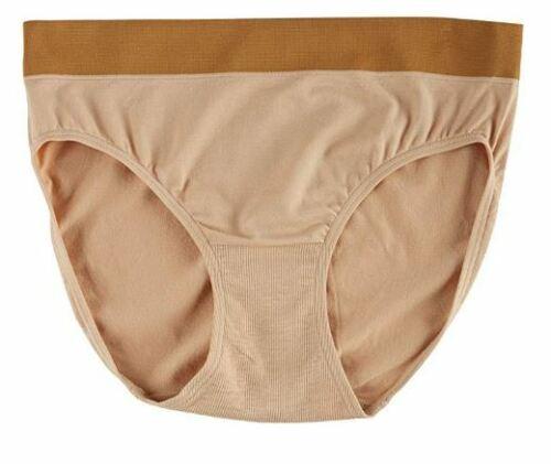 Jockey Modern Micro Seamfree Hi Cut 2042 color beige nude