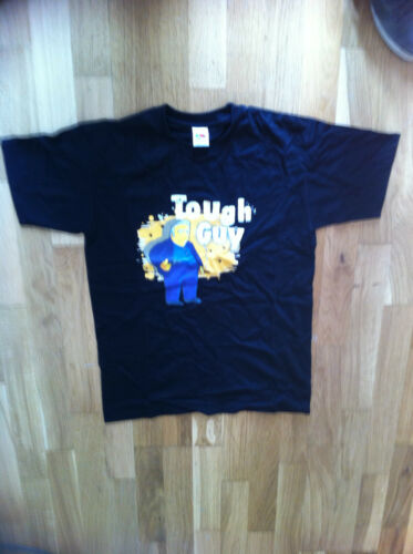 UK Seller Simpsons Fat Tony Tough Guy T-shirt Size Small
