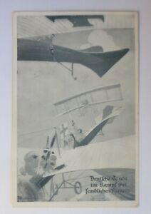Air-Aircraft-German-Pigeon-IN-Fighting-1915-4259