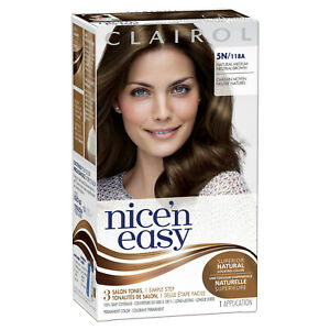 Clairol-Nice-039-N-Easy-Permanent-Hair-Color-5N-118A-Natural-Medium-Brown-1-Kit