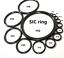 SIC Ring Fishing Rod Guide SIC Ring Rod Building DIY Repair Rod