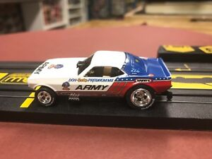 Don Auto World >> Details About New Auto World Don Prudhomme Army Plymouth Cuda Funny Car Ho Slot Car
