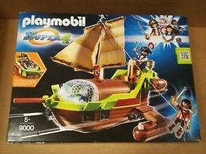 Playmobil 9000 - Bateau Pirate Caméléon Avec Ruby Neuf