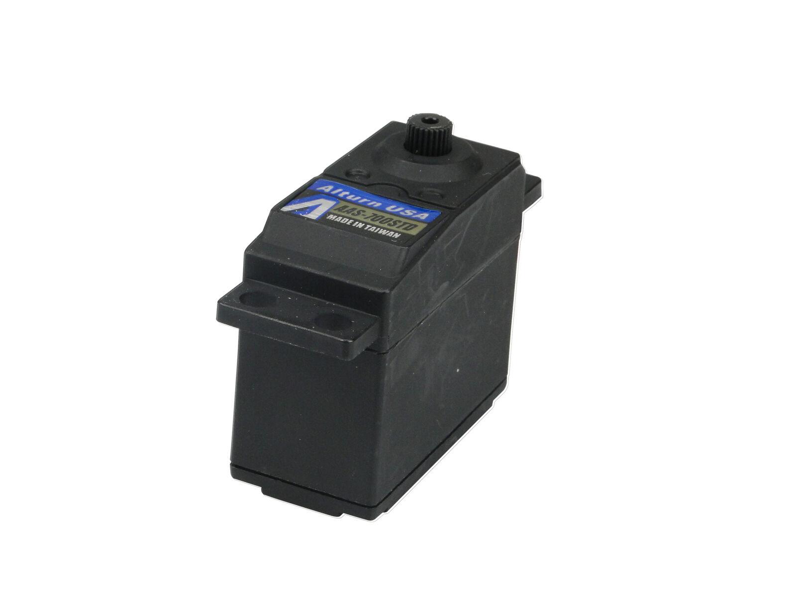 41x20x36mm, 0.14//0.12s, 37g BB Waterproof Alturn AAS700 STD Servo NIP