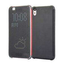 CUSTODIA ORIGINALE INVENTCASE ® per HTC DESIRE EYE DOT VIEW HC M160 COVER GRGIO