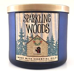 1-BATH-amp-BODY-WORKS-SPARKLING-WOODS-SCENTED-3-WICK-LARGE-FILLED-CANDLE-14-5-OZ