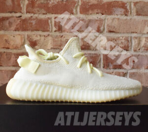 pretty nice a46d9 14d15 Details about NEW Adidas Yeezy Boost 350 V2 Butter Kanye F36980 Size 4-13