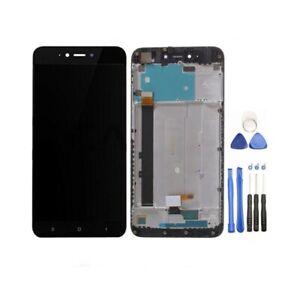 Pantalla-para-Xiaomi-Redmi-NOTE-5A-Y1-Lite-CON-MARCO-LCD-Tactil-NEGRA
