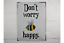 Quirky-Metal-Wall-Hanging-Plaques-Loads-of-Styles-30x40x1cm-Signs thumbnail 39