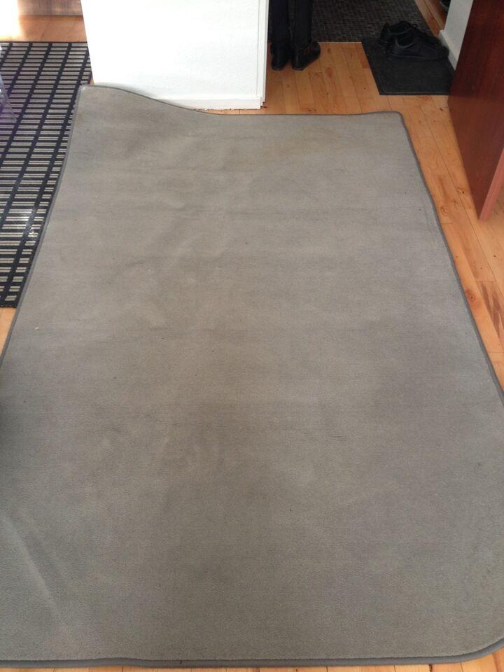Løse tæpper, ægte tæppe, b: 135 l: 210
