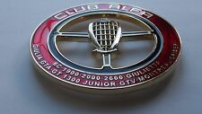 Alfa Romeo Club grill badge emblem badge 6C GT GTA 1300 Guilietta Giulia GTV