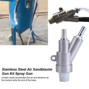 Stainless-Steel-Air-Sandblaster-Gun-Kit-Spray-Gun-35mm-Boron-Carbide-Nozzle