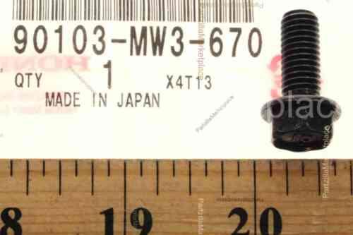 8X20 Honda 90103-MW3-670 BOLT  FLANGE