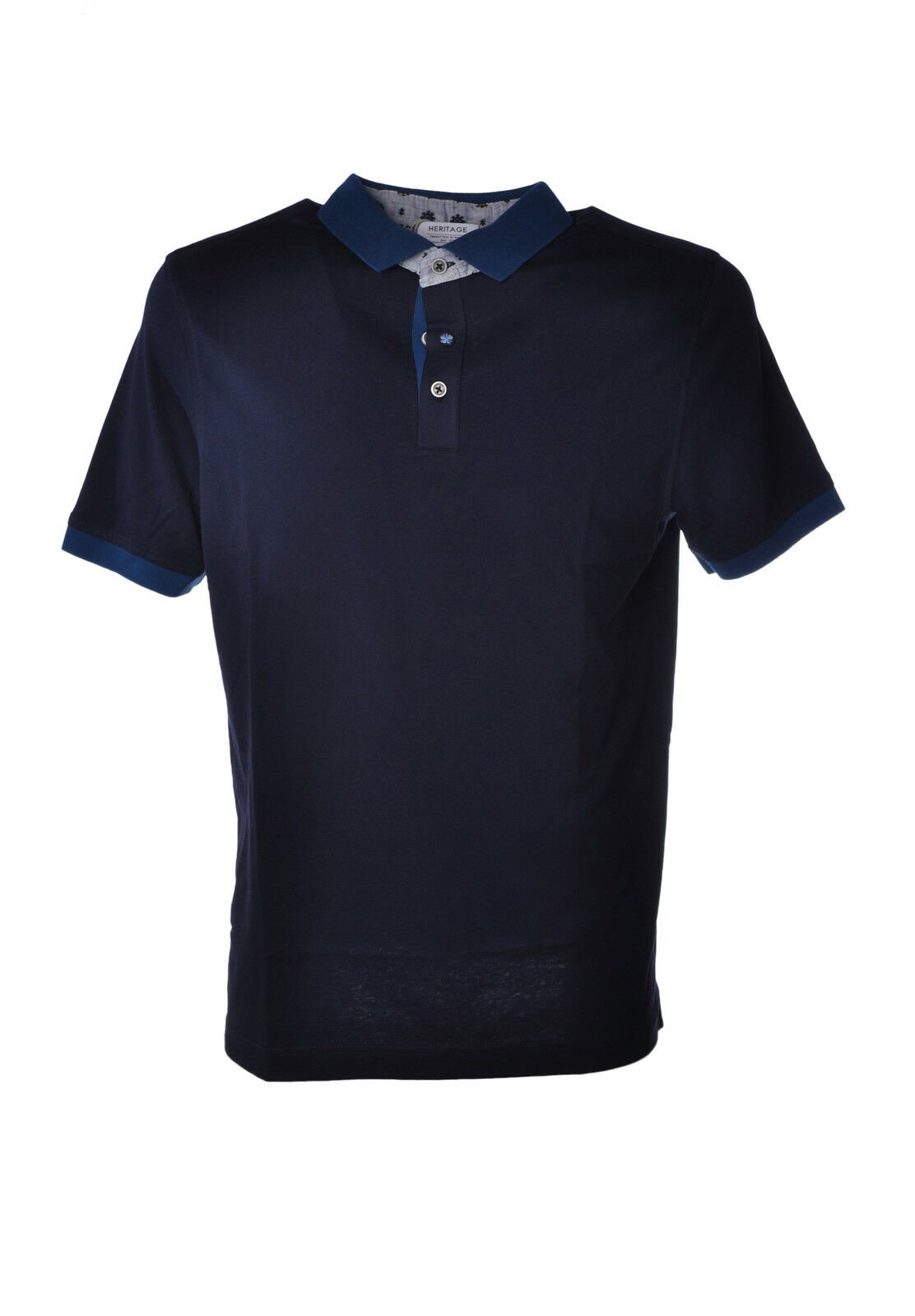 Heritage  -  Polo - Male - bluee - 3503522A181140