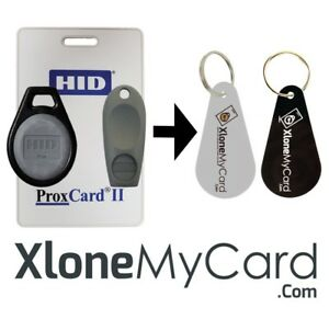 Details about Copy / Clone Apartment HID Key Card & Fob II or III