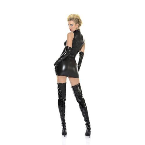 Schwarz Marke Patrice Kleid Sexy Lindsay Modell Catanzaro Kurzes wqRvaAEq