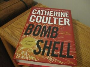 Bomb Shell By Catherine Coulter Signed By Author 9780399157332 Ebay