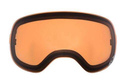Dragon X2 Goggle Replacement Snow Dual Lens Amber//Orange