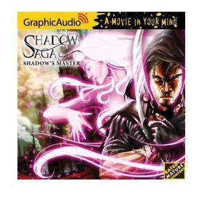 NEW 3 Shadow Saga Shadow's Master Jon Sprink 7-CD Audio