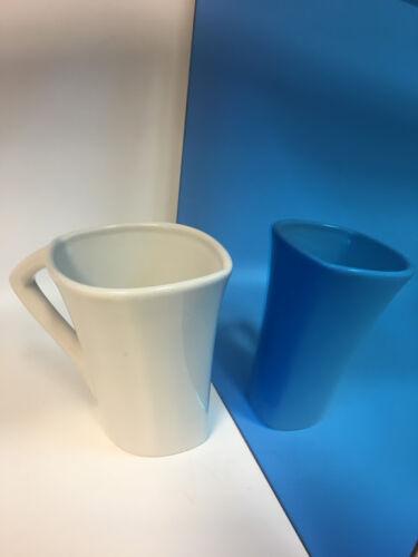 "pack of 4 Blue Mirror Acrylic Plexiglass sheet 1//8/"" x 3/"" x 3/"""