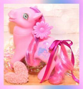❤️My Little Pony MLP G1 Vtg Sweet Talkin' Pony Chatterbox Pink WORKS Talking❤️