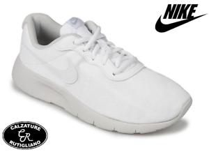 Ragazzo Tanjun Tessuto Ginnastica Scarpe 102 Bianco Nike gs Donna 818384 xSIO1wBwq