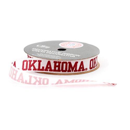Oklahoma Sooners LICENCIA NCAA cintas y Mini Banderines