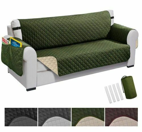 Sofa Armchair Cover For Pet Kids Couch Waterproof Slipcover Furniture Protectors