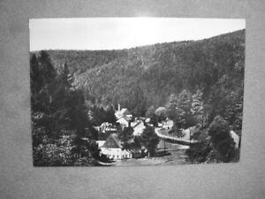 AK Seiffen Erzgebirge Im Seiffener Grund DDR Sachsen 1970, ungelaufen - Berlin, Deutschland - AK Seiffen Erzgebirge Im Seiffener Grund DDR Sachsen 1970, ungelaufen - Berlin, Deutschland