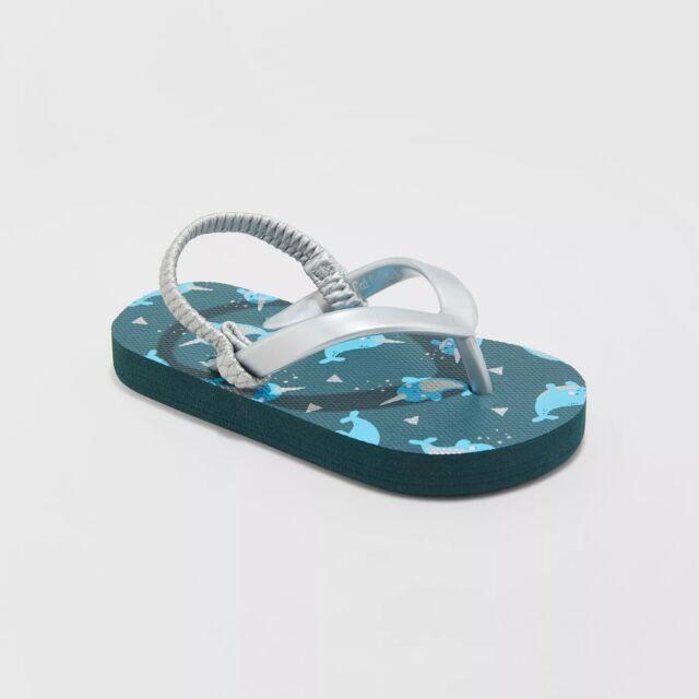 Flip Flops Cat \u0026 Jack KERA Narwhal Blue