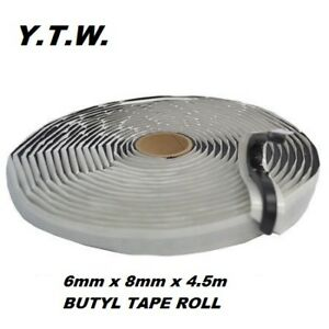 Bolt On Panel Sealer Butyl Tape Roll Strip Sealant Bonding