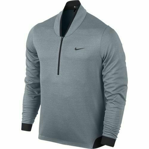Nike Tiger Woods Frank Patch Polo White Large READY TO SHIP SHIPS TODAY