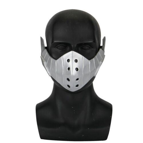 Japanese Anime My Hero Academia Izuku Midoriya Deku Mask Cosplay PVC Party Prop