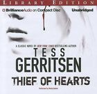 Thief of Hearts by Tess Gerritsen (CD-Audio, 2011)