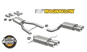 MAGNAFLOW 20062010 BMW M5 50L V10 E60 CATBACK EXHAUST SYSTEM