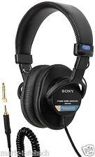 SONY MDR-7506 Urban DJ / Monitor Headphones - Black