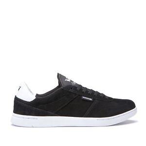 Elevate Next Delivery Free Shoe Black Supra Skate Day vnmwN80O